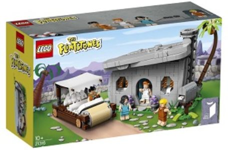 The Flintstones 21316 – LEGO Ideas